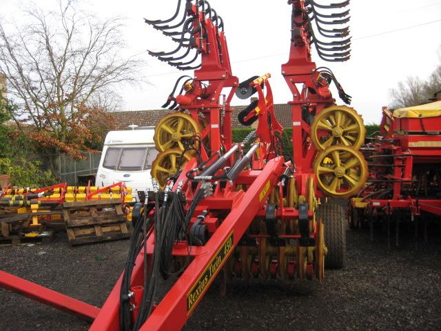 Väderstad Rexius Twin Press RST 450