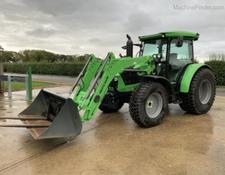 Deutz-Fahr 5125 & loader