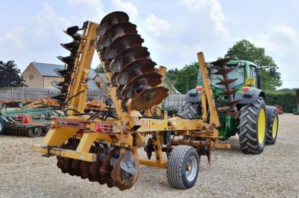 Simba  6M DISC HARROWS 11009811