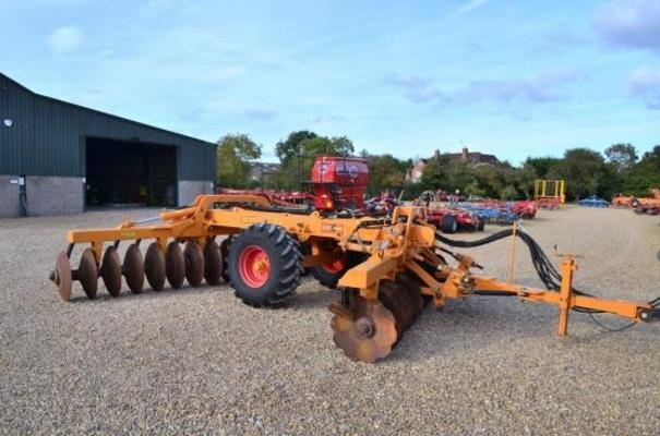 Simba  23C 4.25M DISC HARROWS 11009861