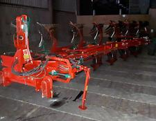 Kverneland 6 Furrow Reversible Plough