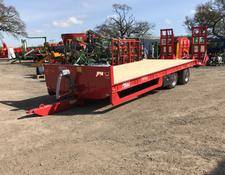 JPM 19 Tonne 24ft Standard Low Loader