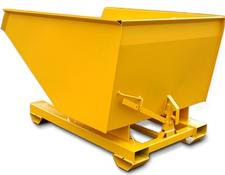 Strimech Direct Mounted Tipping Skip