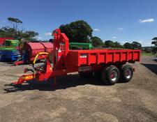 BIGAB 10-14 Hook Lift Trailer