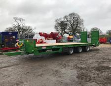 JPM 27 Tonne 27ft Tri Axle Low Loader