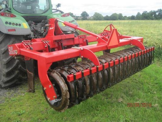Other 2013 OPICO HEVA 3M SUBSOILER C/W 5 LEGS AND HYD ADJUSTED PACKER ROLLER.IN VERY GOOD CONDITION