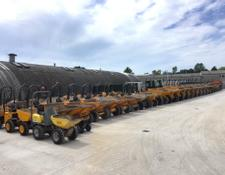 Large Selection Of Site Dumpers