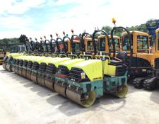 Large Selection Of Ammann AV12-2 Rollers