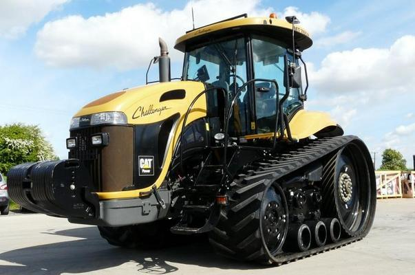 Challenger 6M000266 - 2007  MT765B Tracked Tractor