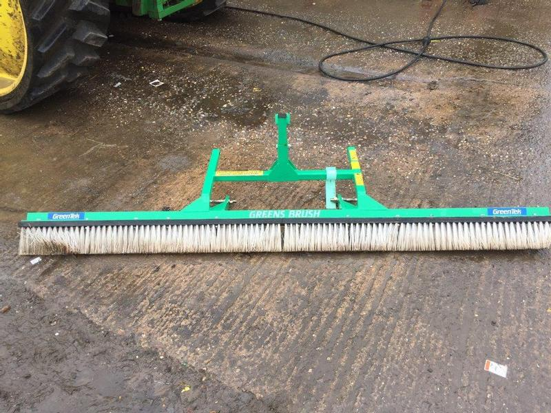GreenTek 8' Greens Brush
