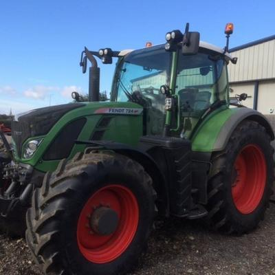 Fendt 7M004995 - 2015  724 4WD TRACTOR