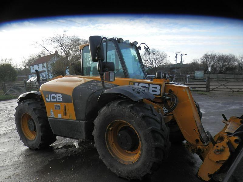 JCB 526-56 SMOOTH RIDE TELESCOPIC FORKLIFT