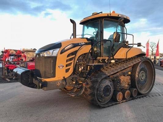 Challenger 2M037574 - 2015  MT775E Tracked Tractor