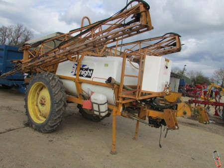 Knight 20 metre Trailed Sprayer, RDS Delta 4 Rate Governor
