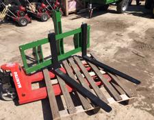 HME Compact Tractor 3PL Mounted Pallet Forks