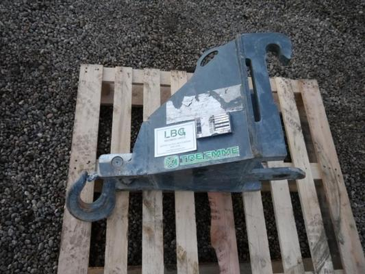 Merlo  Treemme Crane Attachment