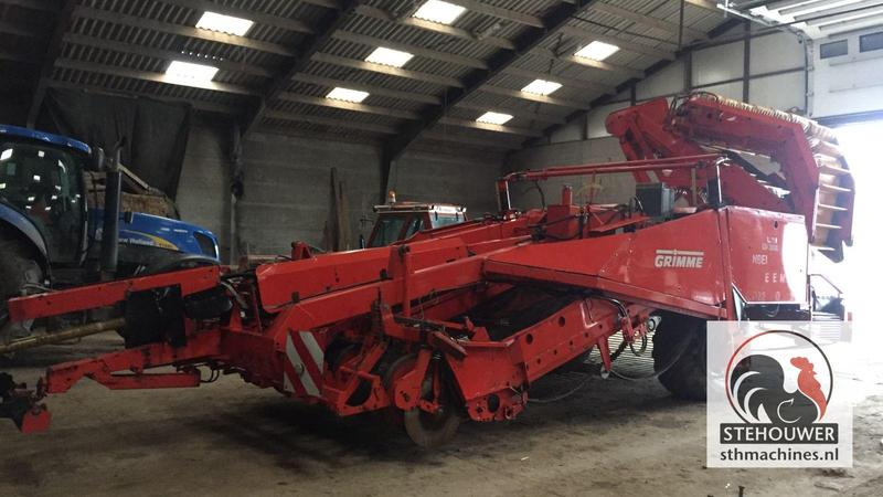 Grimme GV 3000 #3152