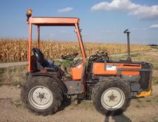 used holder a 440 narrow track tractors compact tractors for sale