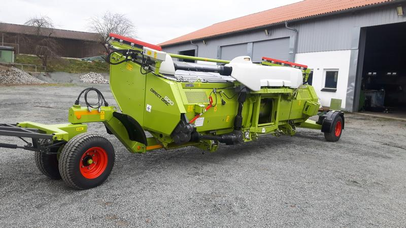 Claas Direct Disc 500