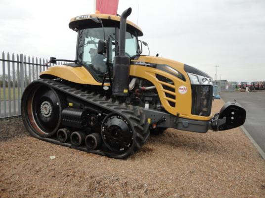 Challenger MT775E TRACKED TRACTOR
