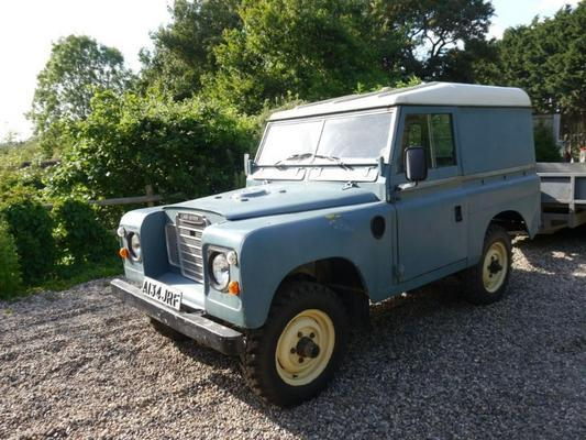 Other Land Rover Series III