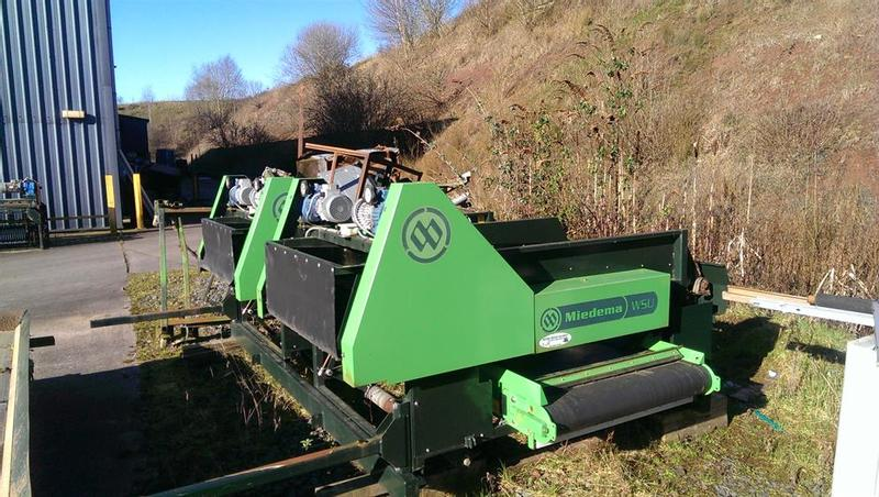 Other Miedema WSU90/90 SCREEN SIZER