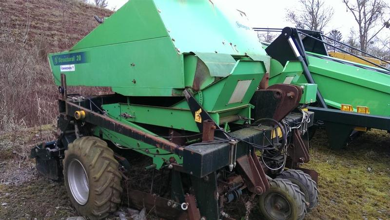 Other STURUCTIRAL PM20 BELT PLANTER 2001
