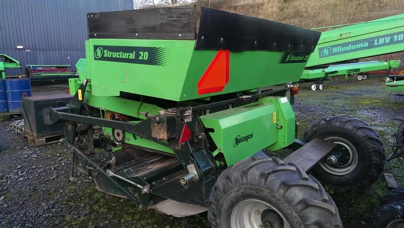 Other STURUCTIRAL PM20 BELT PLANTER 2003