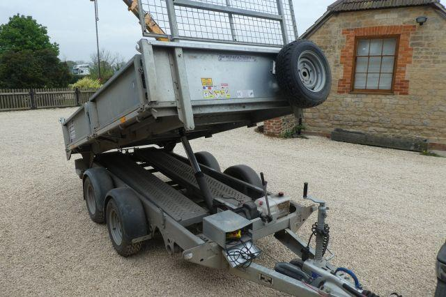 Ifor Williams 10X5 TIPPING TRAILER