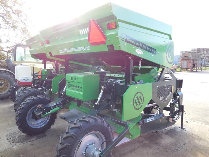 Other Structural Ms2000 Belt Planter