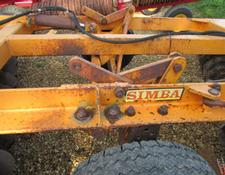 Simba MK2B 3.25 metre Heavy Offset Disc Harrows