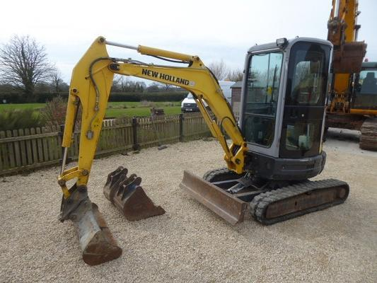 New Holland  KOBELCO E29BSR