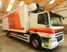 Daf CF75 EURO 5, 6 X 2, 26 TONNE INSULATED FRIDGE/FREEZER - 2012 - AE61 AZL
