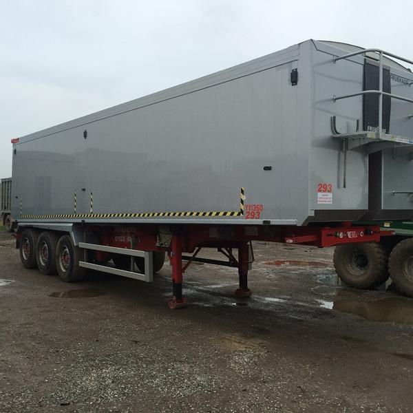 Other FRUEHAUF TIPPING TRAILERS FOR SALE OR HIRE