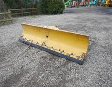 Bunce Front Mounted Snow Plough