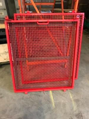 used grill kit for vaderstad rapid tank