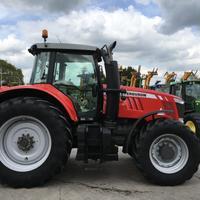 Used Massey Ferguson 7624 Tractors for sale - tractorpool co uk