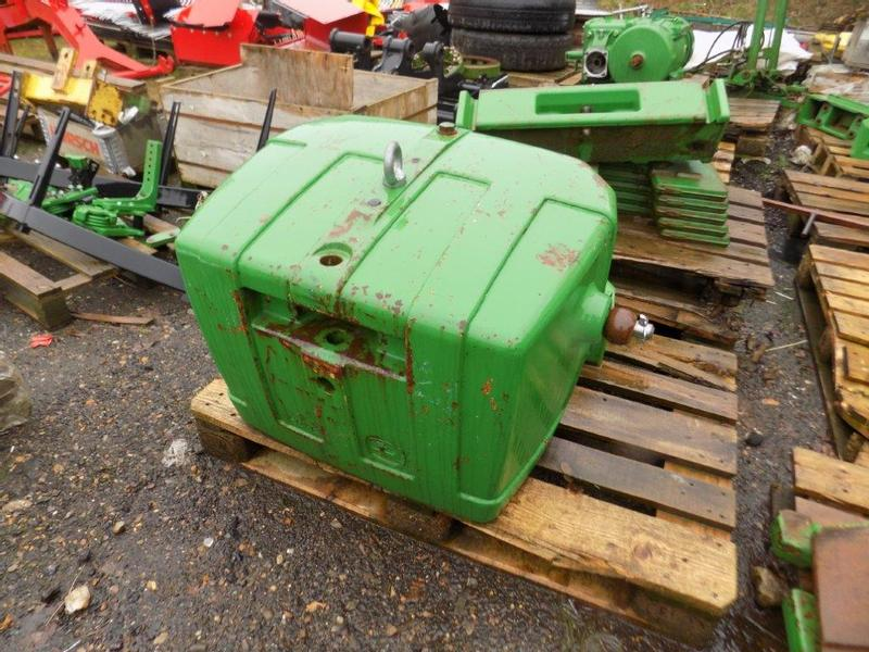 John Deere BIG PACK