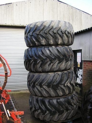 Other 600/55 x 26.5 FlotationWheels and tyres