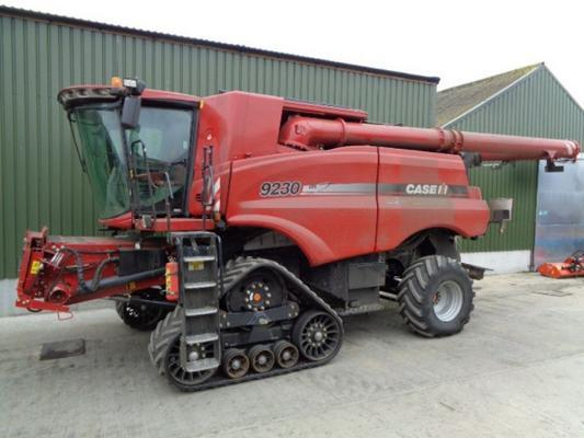 Used Case Axial-Flow 9230 AFS Combine