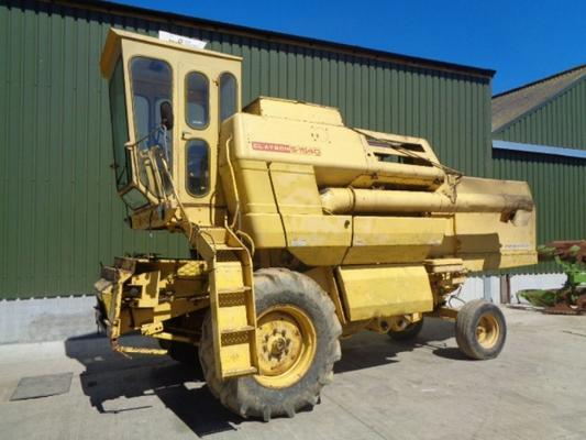 New Holland Used  1540S Combine