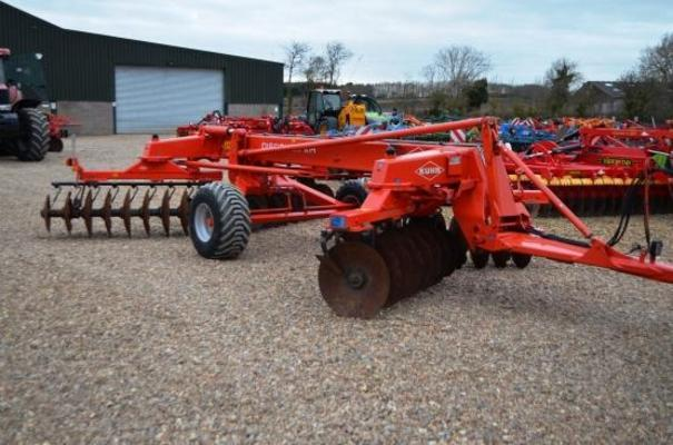 Kuhn  DISCOVER 4.3M DISCS 11010275