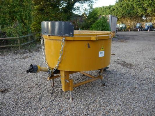 Other Mammut TM150 Cement Mixer