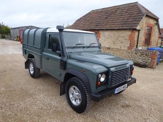 Other LAND ROVER 110 DEFENDER