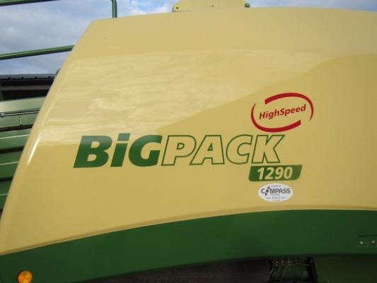 Krone Krone Big Pack 1290 High Speed baler