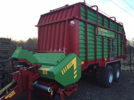 Other 2M035474 Strautmann Demo SuperVitesse Forage Wagon