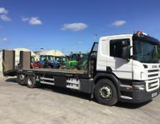 Scania P320 6x2 Rigid Plant Lorry (ST6978)
