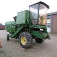 Used John Deere 530 Combine harvesters for sale