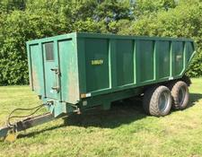 12T BAILEY AGRI DUMP TRAILER (1991)