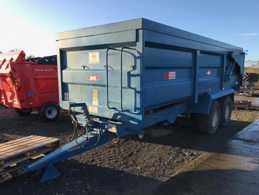 Other T2018635 - 2010 AS Trailers Ace 14T Trailer